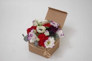 Gėlių puokštė - salonas Dabija